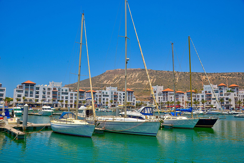 Visit Agadir