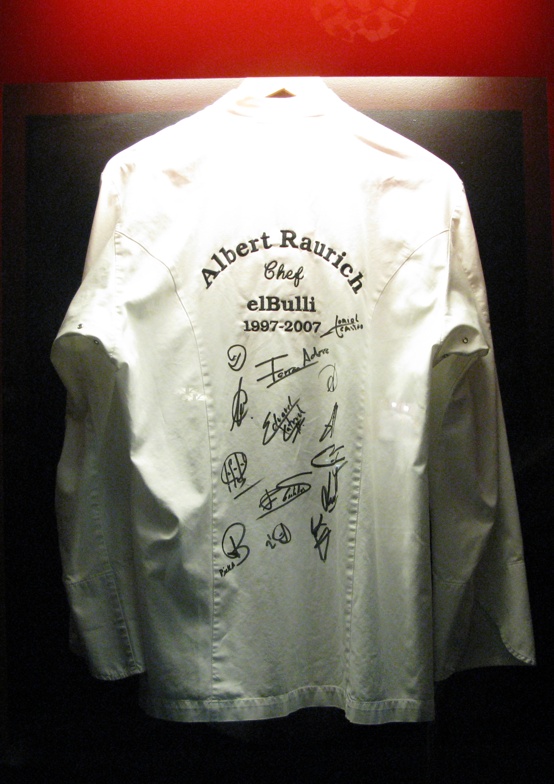 ALBERT RAURICH