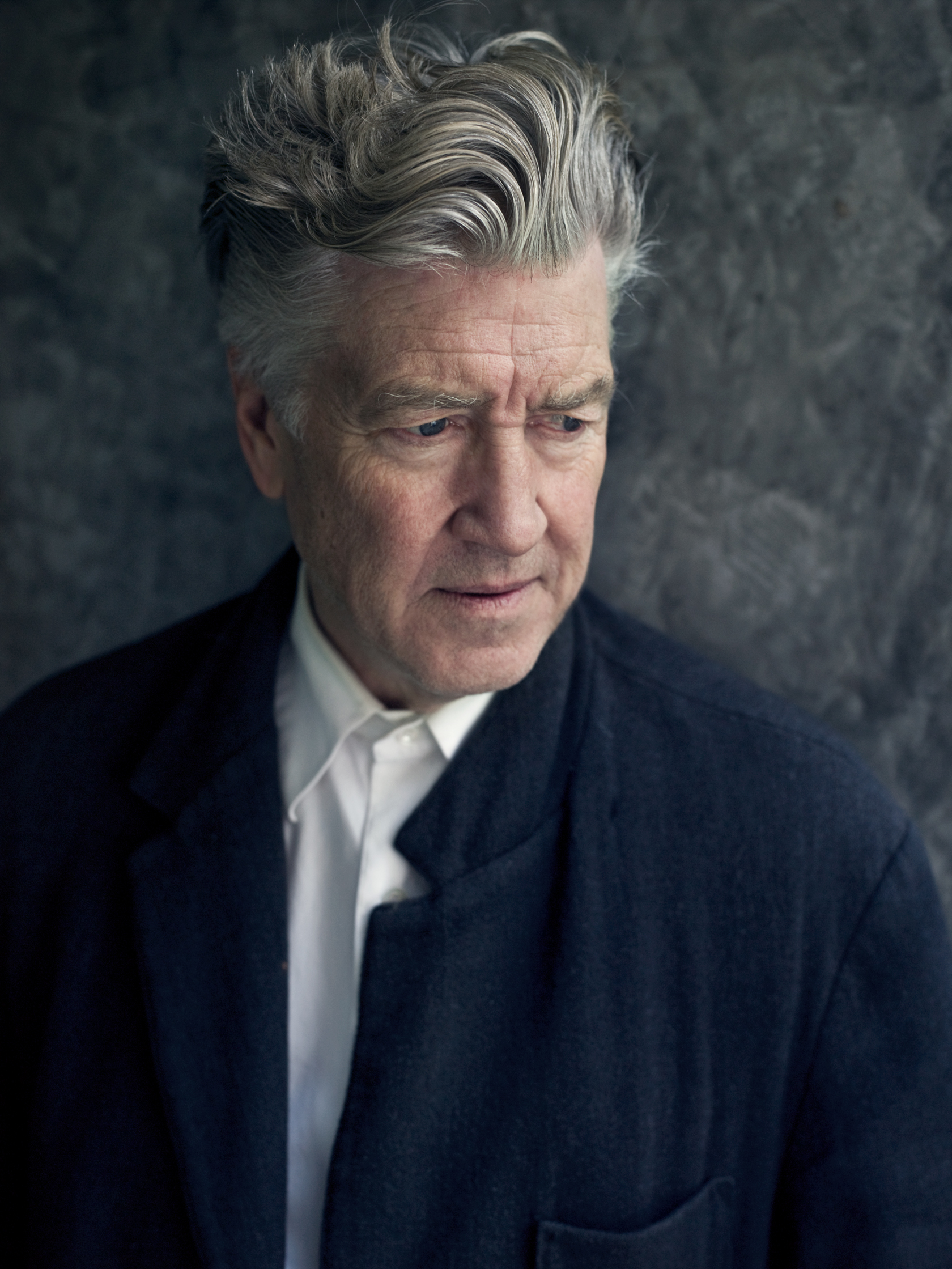 David Lynch - By Adam Bordow High Res
