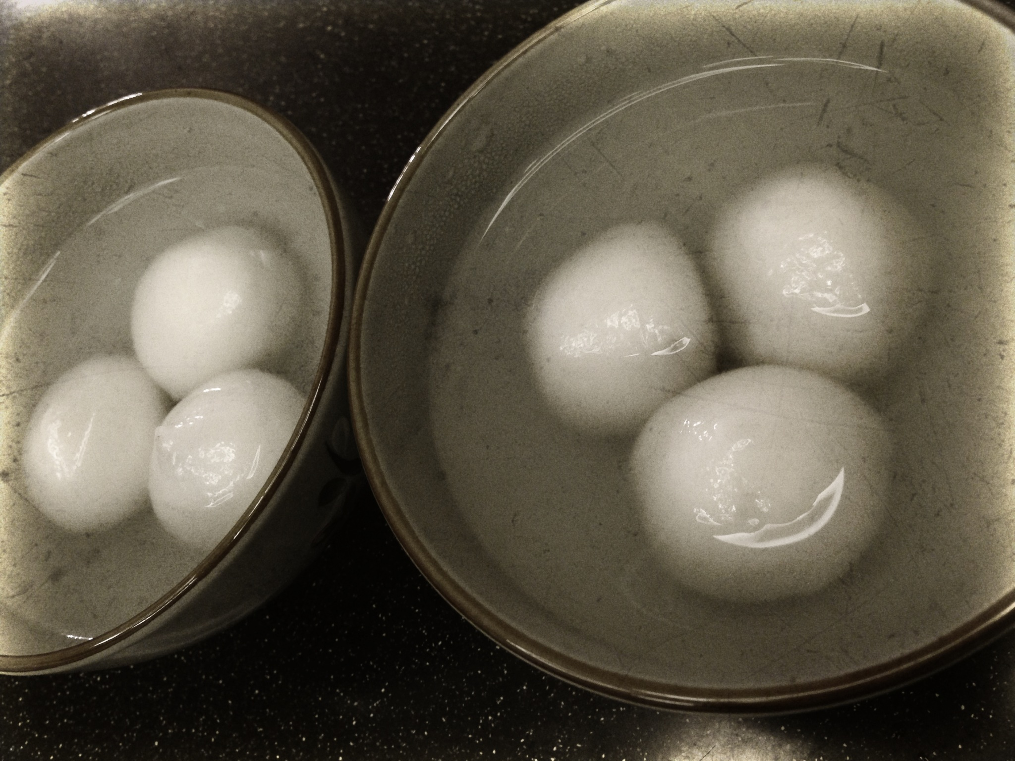 Chinese New Year Recipe: Tangyuan (Glutinous Rice Balls