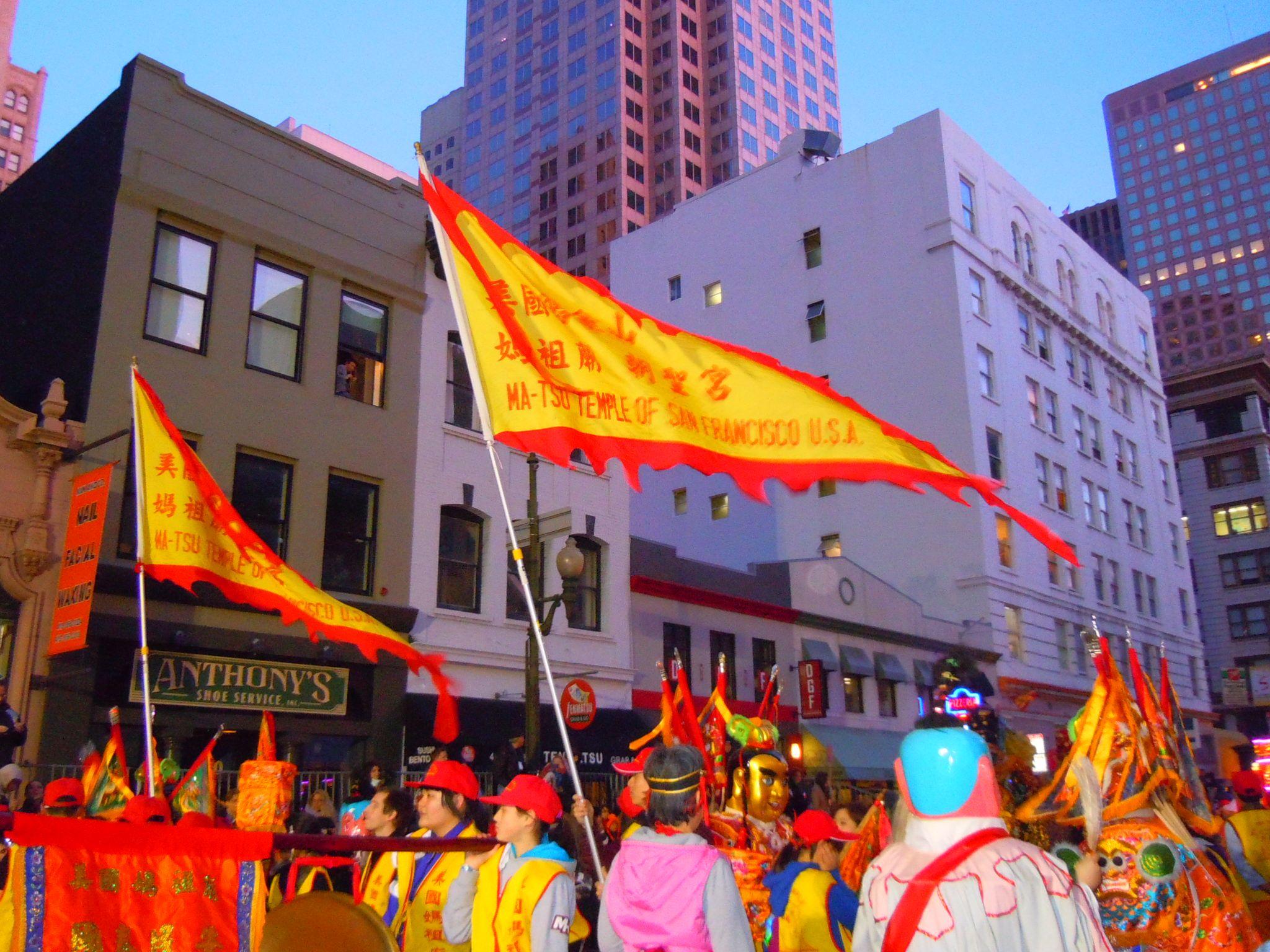 San Francisco's Chinese New Year