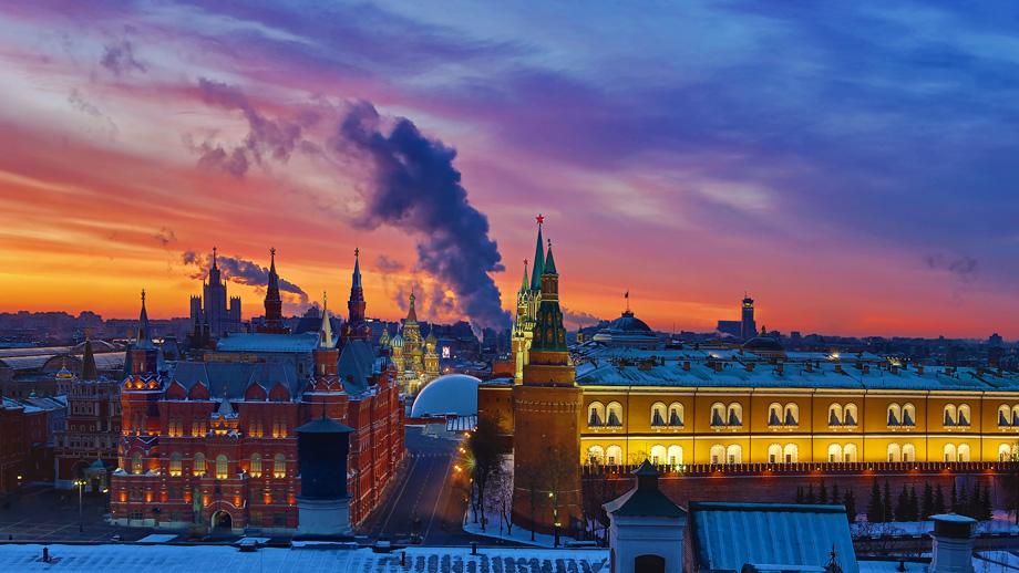 ritz carlton hotel moscow russia