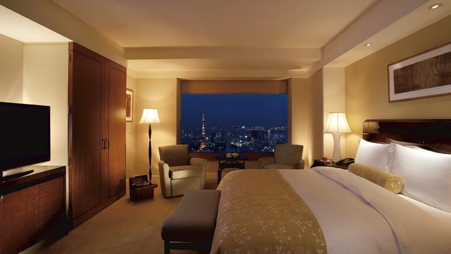 ritz carlton hotel tokyo japan
