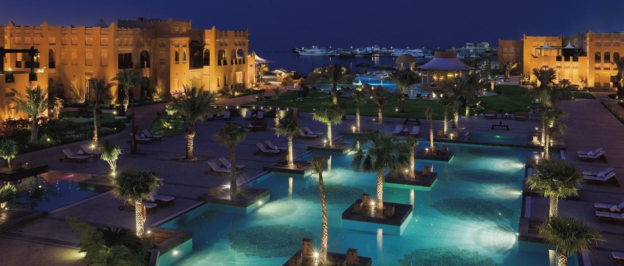 ritz carlton doha qatar hotel