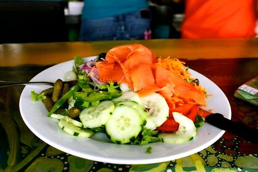 salad miami florida