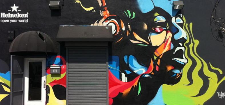 Heineken Mural Project