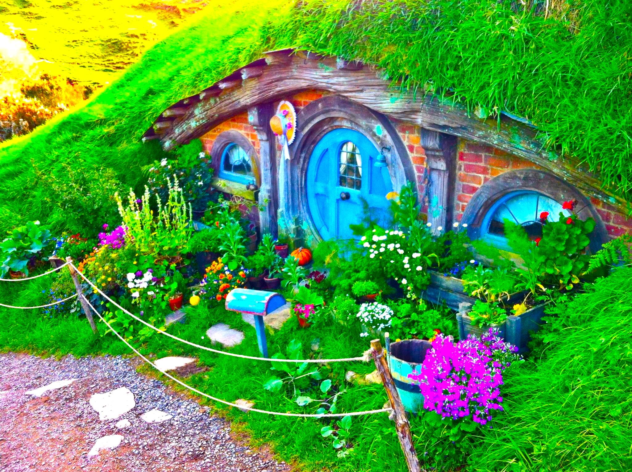 hobbiton new zeland