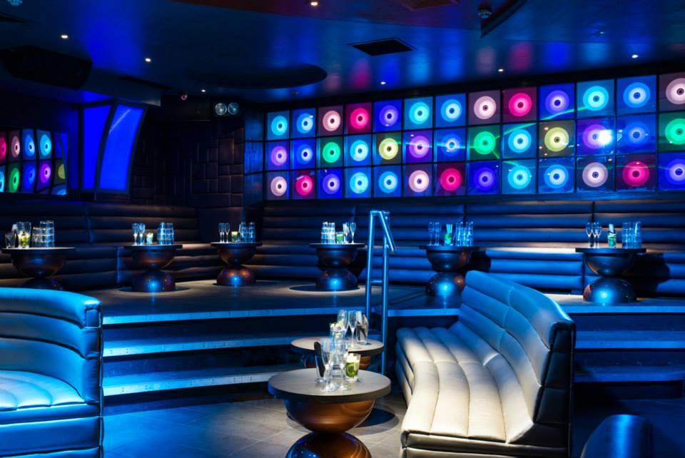 Maddox Club London England