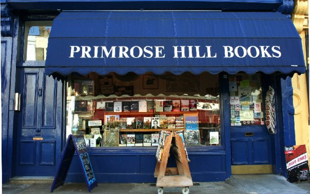 Primrose Hill Books London England