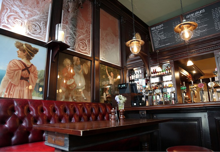 The Flask Hampstead London England