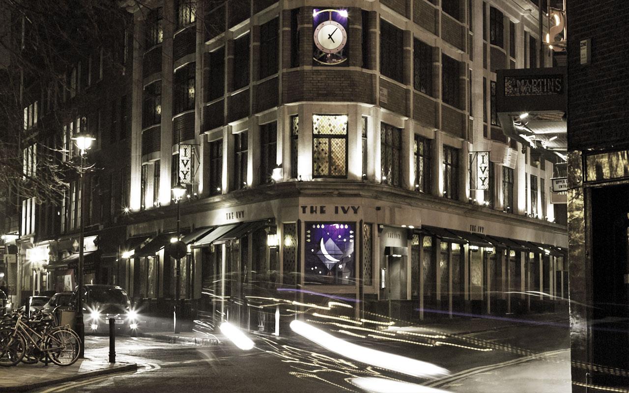The ivy restaurant London England