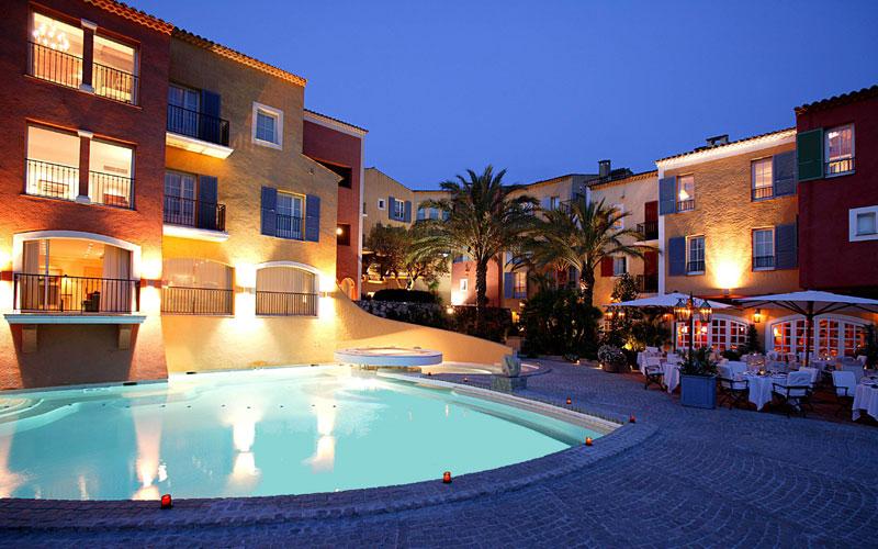 Byblos Hotel St. Tropez