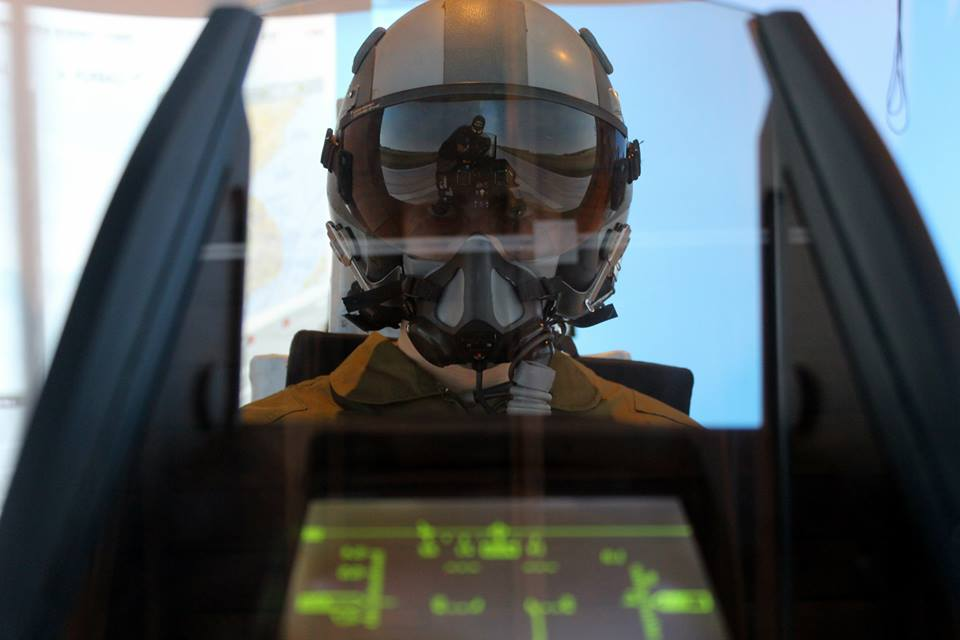 Ready for Takeoff? How You Can Pilot F-16 Like A US Air Force