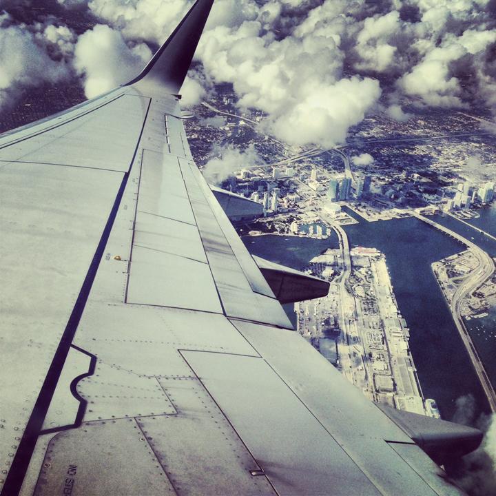 miami city airplane