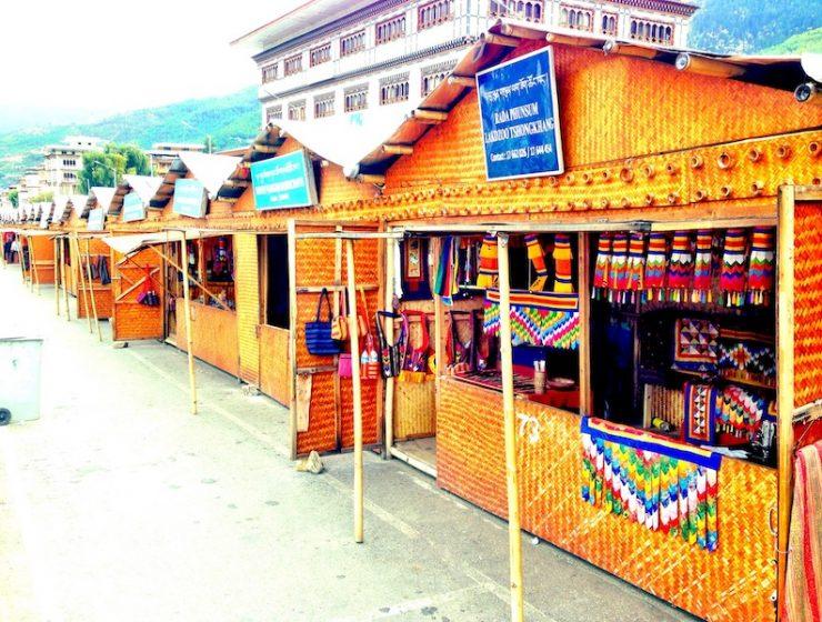 Thimphu Shop