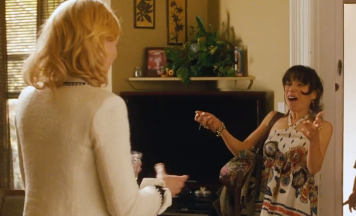 Blue Jasmine movie San Francisco ginger's apartment