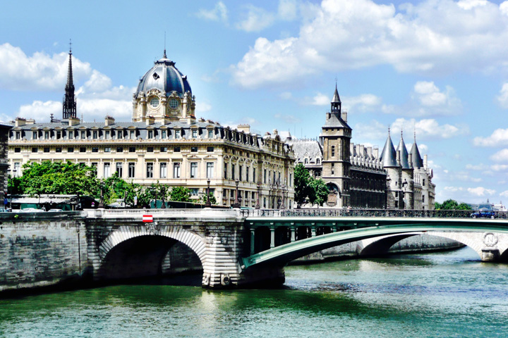 Paris le Seine