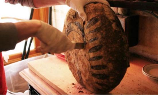 Pastis NYC bread