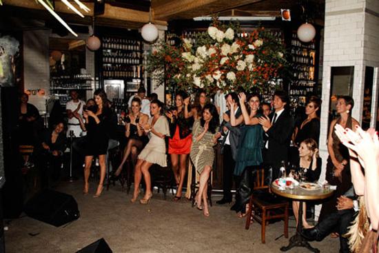 Pastis NYC fashion week