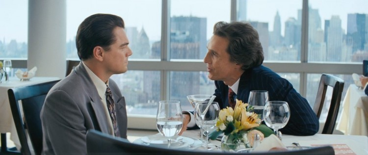 wolf of wall street top of the sixties restaurant nyc