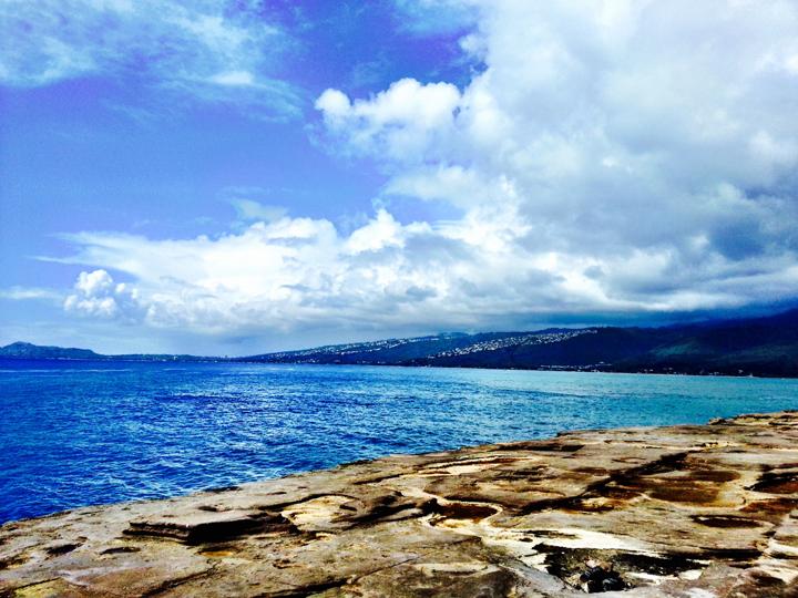 Oahu Hawaii Chinawalls 1