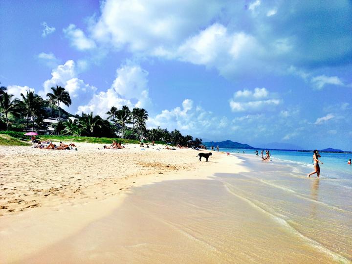 Oahu Hawaii Lanikai 1