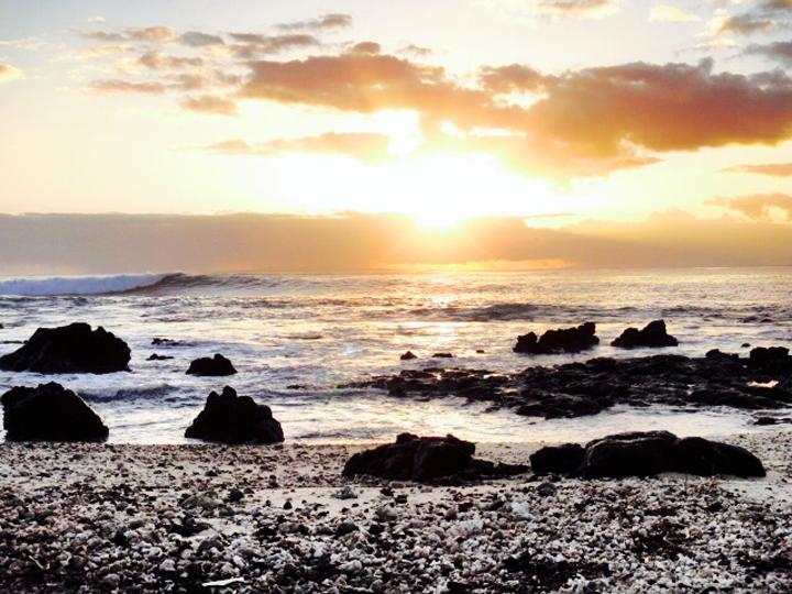 Oahu Hawaii Sandys