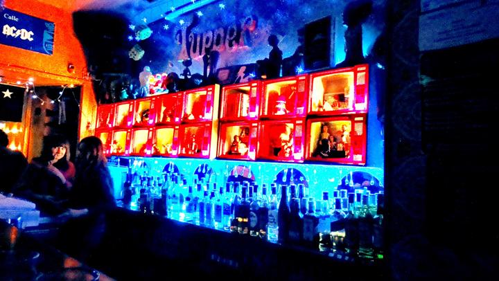 tupperware madrid spain bar