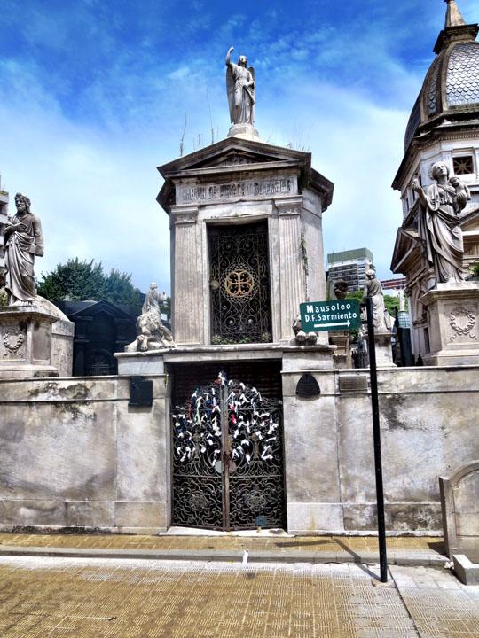 Cementerio De La Recoleta, Buenos Aires 5