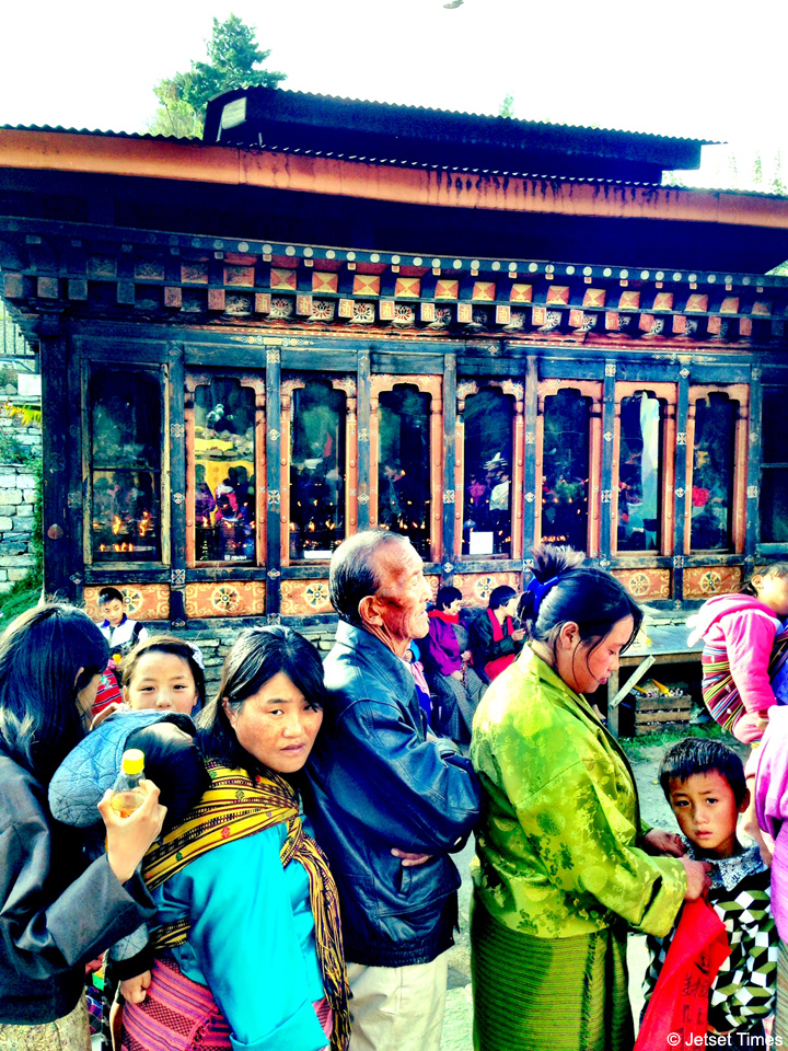 iPhonography Ordinary People Series Bhutan 2