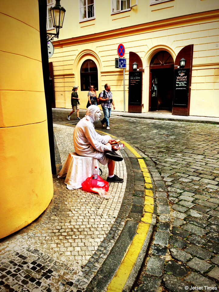 iPhonography Ordinary People Series Prague
