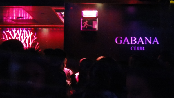 madrid nightlife gabana