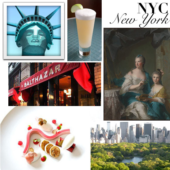 Travel Like Emoji NYC