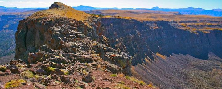 Colorado Devil's Causeway