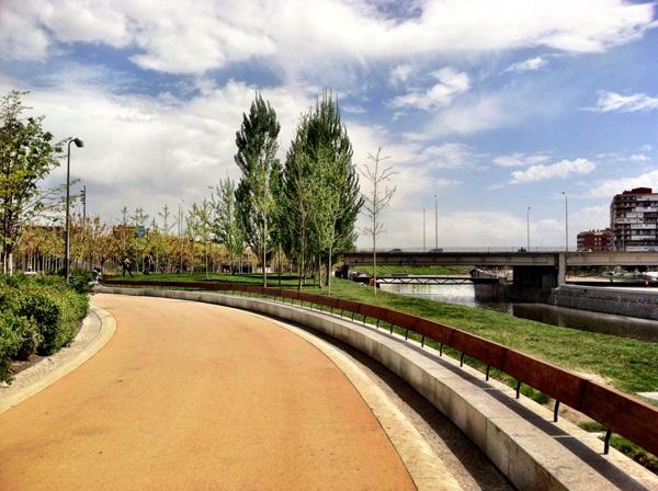 Madrid Rio Parque 1