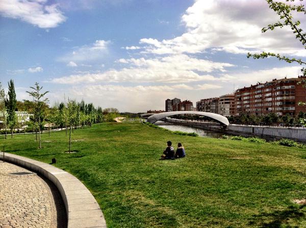 Madrid Rio Parque 3