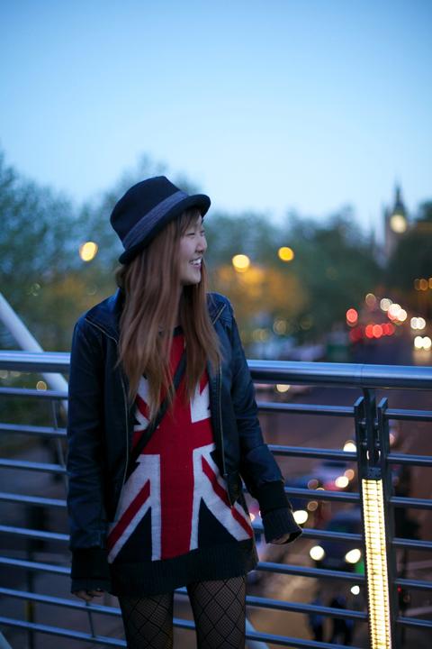Nadia London 1