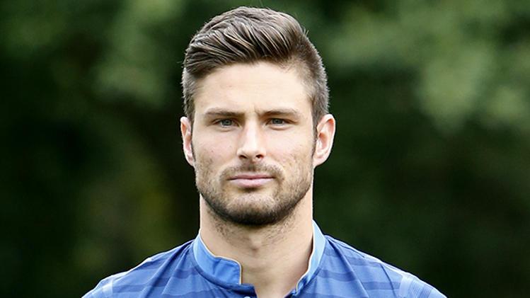 Olivier Giroud 9