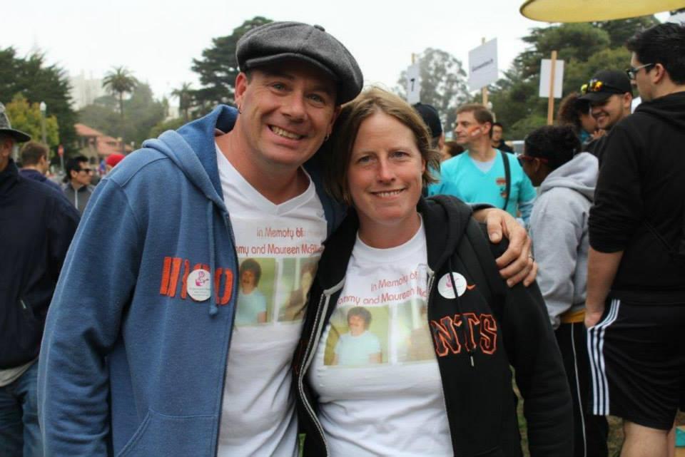 Project Open Hand San Francisco AIDS Walk 1