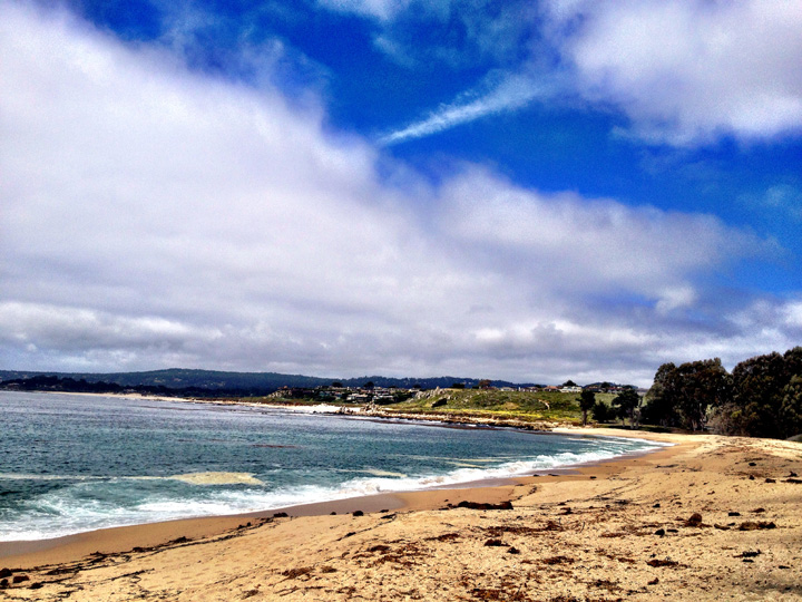 The gorgeous Carmel by the Sea
