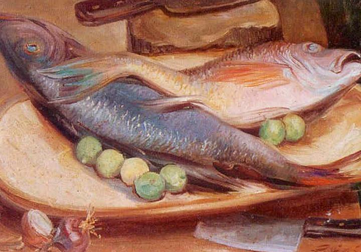 cedeño-mesa-con-peces-pintores-y-pinturas-juan-carlos-boveri