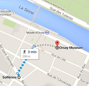 map musee d'orsay paris - Jetset Times on place de la contrescarpe paris, h&m paris, fontainebleau paris, la conciergerie paris, grevin paris, arc de triomphe paris, le kremlin bicetre paris, louvre paris, nike paris, french museums in paris, amelie paris, sacre coeur paris, churches in paris, rer b paris, notre dame paris, chatelet paris, famous places in paris, pompidou paris, trocadero paris, orangerie paris,