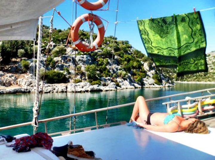 Sail Turkey Backpacker Budget 1