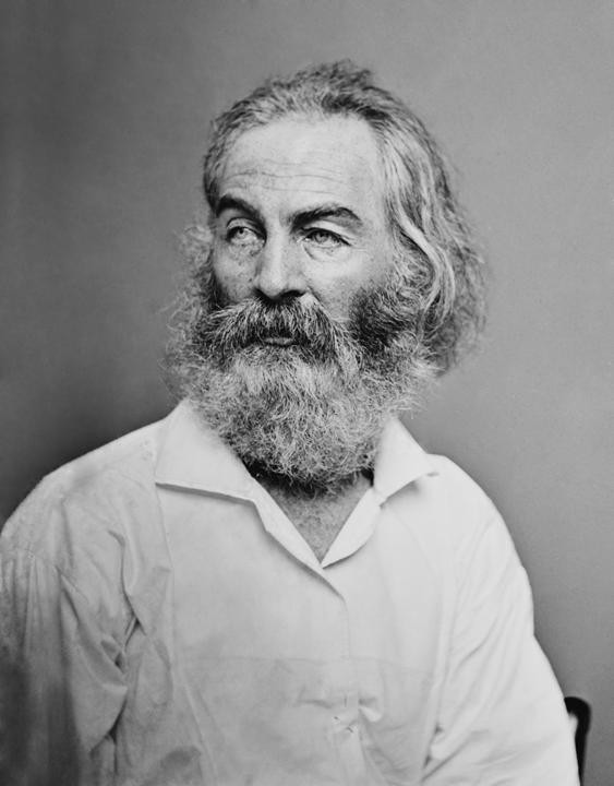 Walt Whitman poet