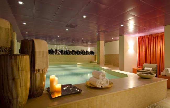 Amsterdam Hotel Sofitel Grand heated swimming pool