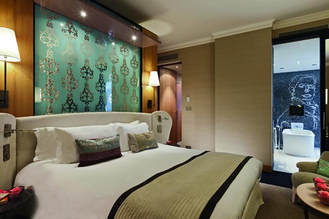 Amsterdam Hotel Sofitel Grand imperial suite