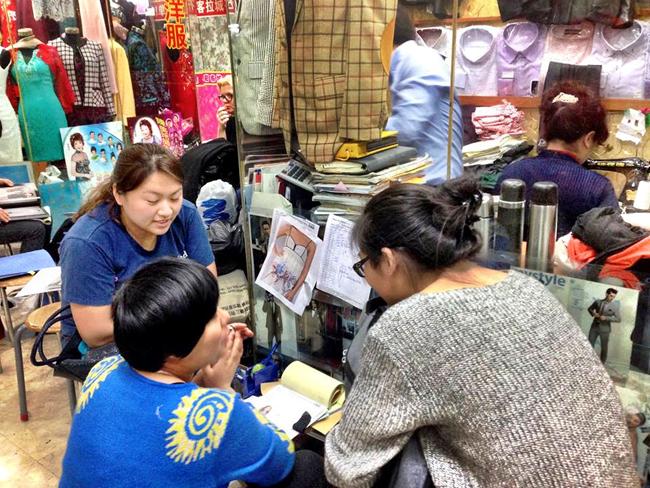 Shenzhen tailor shop 1