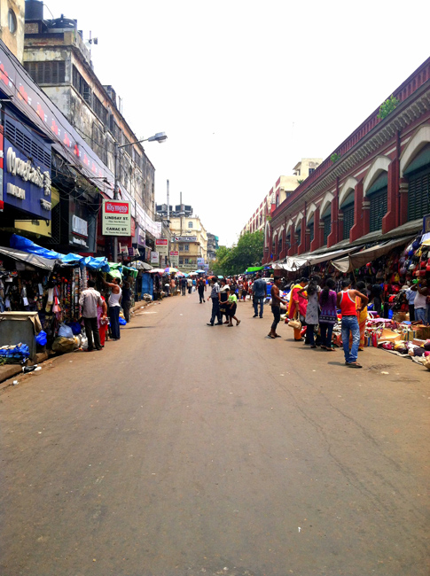 Streets of Indian Market