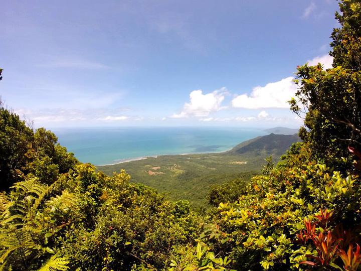 Cape Tribulation Australia hike Mt. Sorrow