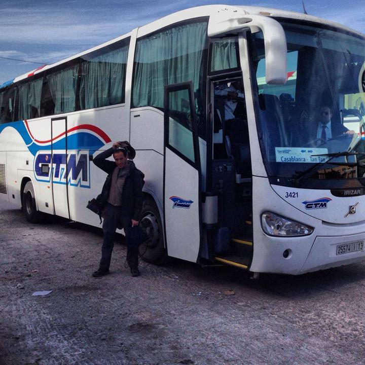 Compagnie de Transports Marocains bus